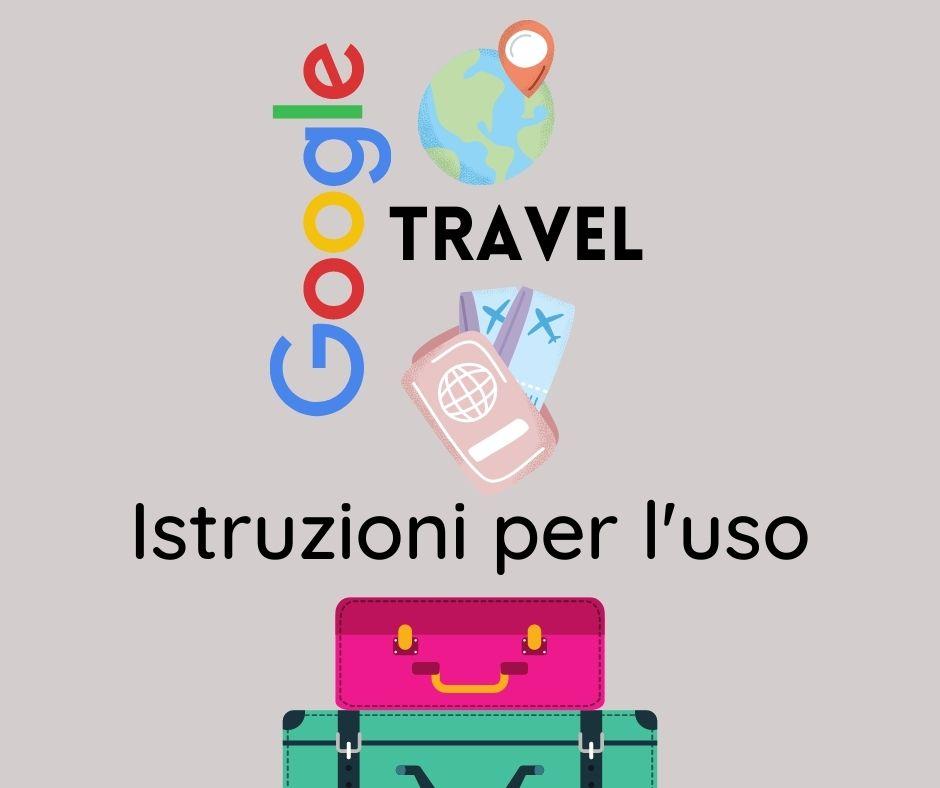 e Travel Istruzioni per l'uso
