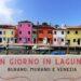 Burano, Murano e Venezia